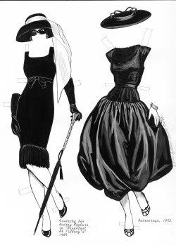 audrey clothes
