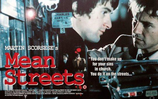 mean streets locandina