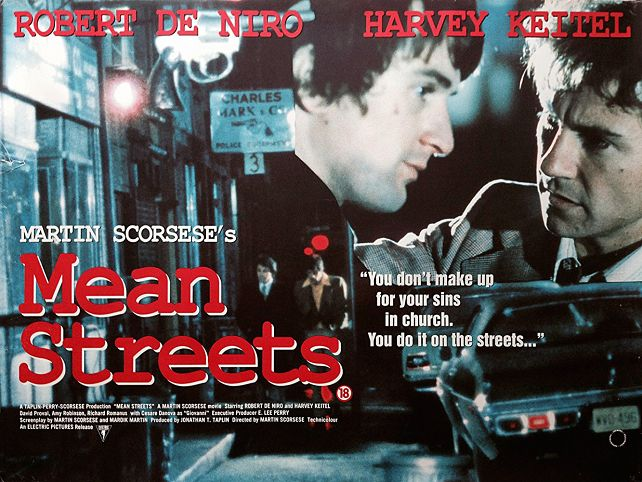 mean streets locandina