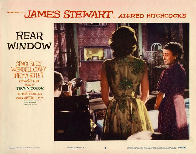 Un film una scena la finestra sul cortile c i n e m a g a z z i n o - La finestra sul cortile film completo ...